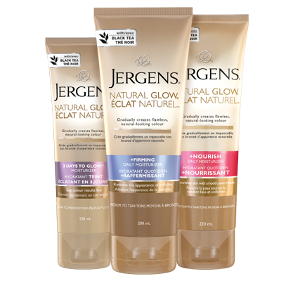 Jergens Natural Glow Wet Skin Coupon
