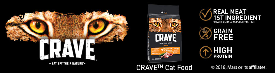photograph regarding Printable Cat Food Coupons titled Refreshing Printable Coupon Towards Help you save $5 Upon Crave Cat Meals Merchandise