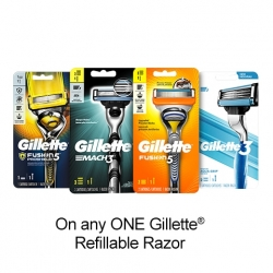 graphic about Gillette Printable Coupon identified as Help save: Clean Gillette Coupon In the direction of Print For $2