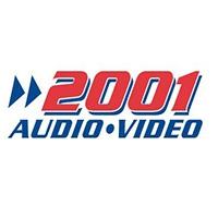 2001 Audio Video Flyer - Circular - Catalog