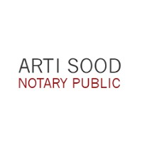 The Arti Sood Notary Corporation Store for Notary