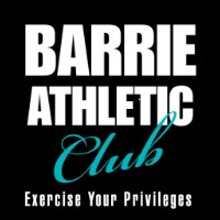 The Barrie Athletic Club Store