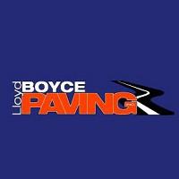 The Lloyd Boyce Paving Store