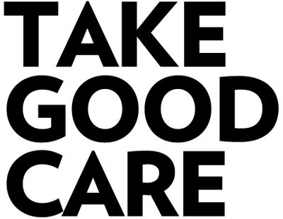 Take Good Care - Promotions & Discounts