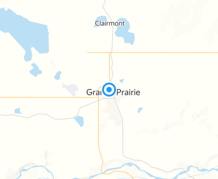 Giant Tiger Grande Prairie
