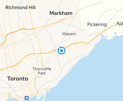 Lululemon Toronto