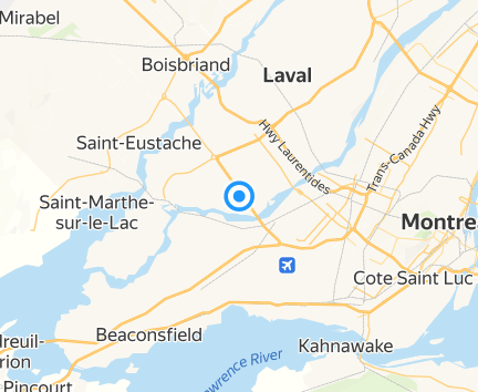 Walmart Laval
