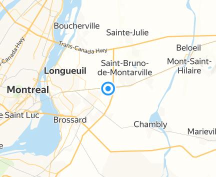 Walmart Saint-Bruno-de-Montarville