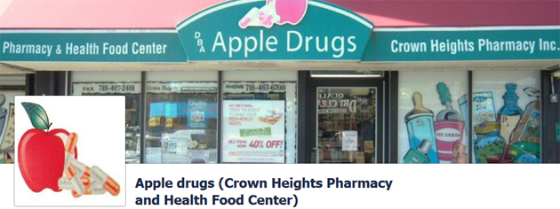 Apple Drugs Online
