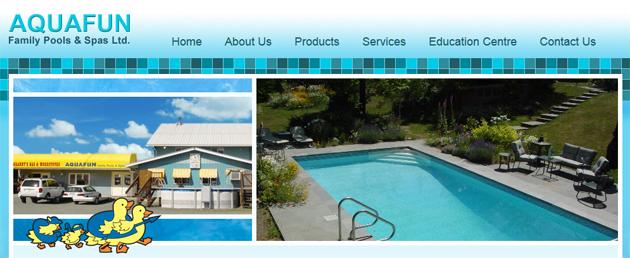 Aquafun Pools Online