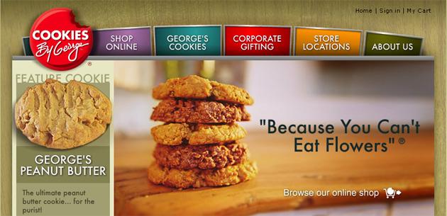 Cookies By George Online Store