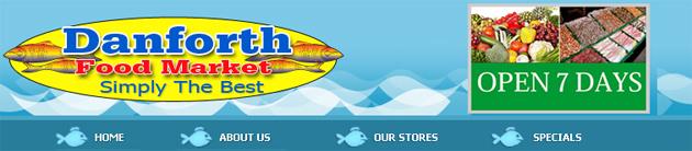 Danforth Food Market Online