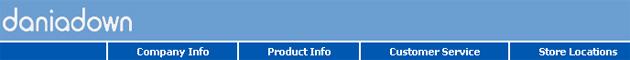 Daniadown Home Online Store