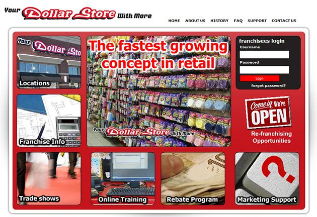 Dollar Store Online