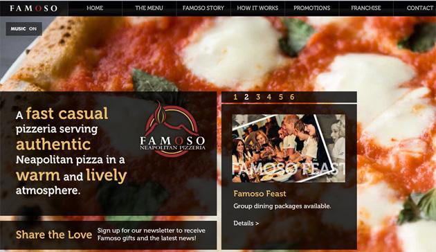 Famoso Pizza
