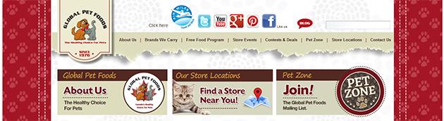 Global Pet Foods Online