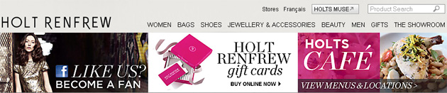 Holt Renfrew Clothing Fashion Store Online