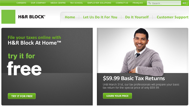 H&r Block Online Income Tax