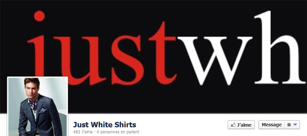 Just White Shirts Online