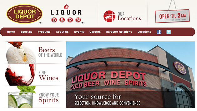 Liquor Depot Online
