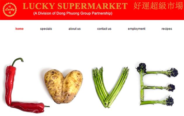 Lucky Supermarket Online