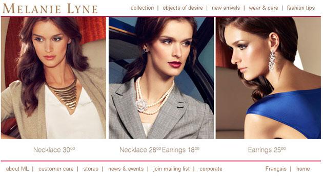 Melanie Lyne Online Store