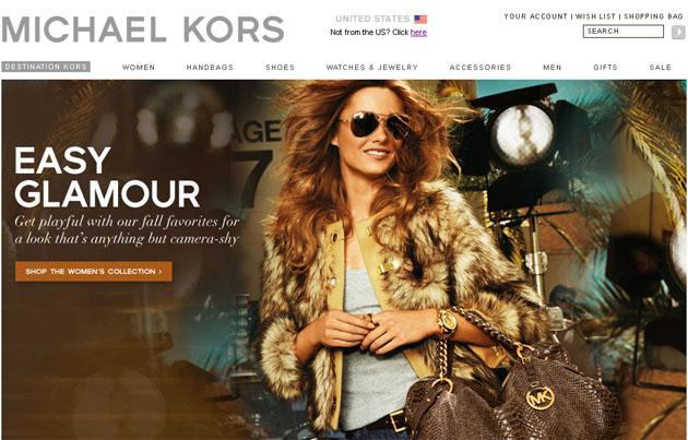 Michael Kors Store Online