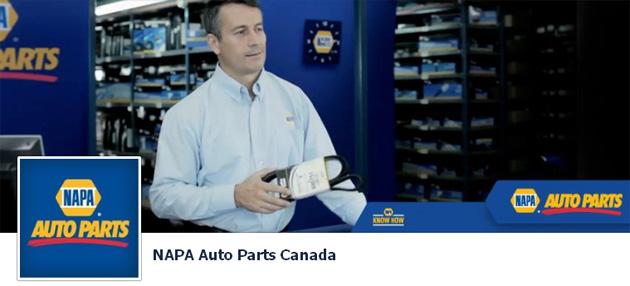 Napa Auto Parts Online