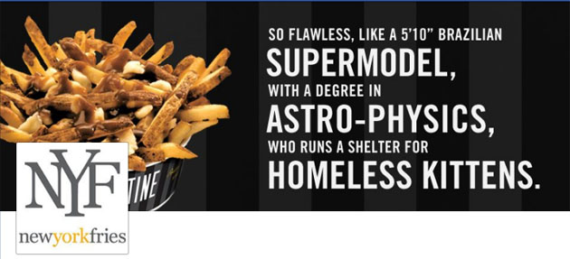 New York Fries Online