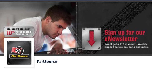 Partsource Automotive Stores Online