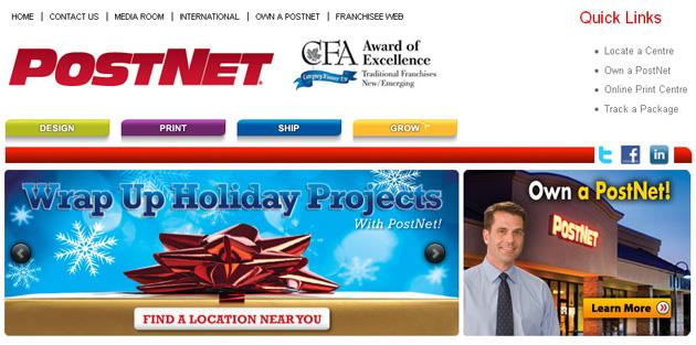 Postnet Canada Online