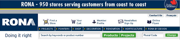 Rona Weekly Flyer Online