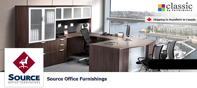 Source Office Furnishings Online