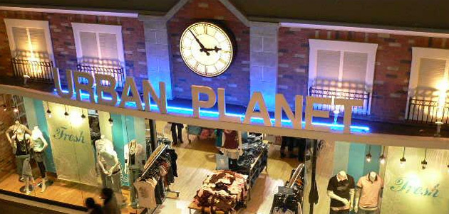 Urban Planet Online Store